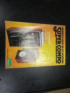 Original Catalogue for Sansui hi-fi system by supercompo