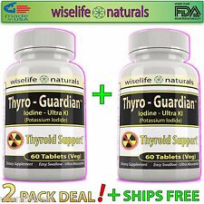 THYROID SUPPORT  Protection  Radiation Energy Potassium Iodide Complex  Tablet