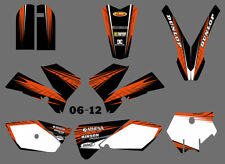 Graphics Decal Kit Sticker For KTM SX 85 SX85 2006 2007 2008 2009 2010 2011 2012