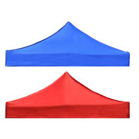 Replacement Canopy Tent Top Cover Beach Garden Gazebo Sun Shade Rain Proof