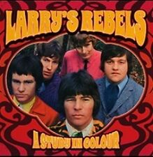 Larry Rebels Rare NZ RSD NEW LP Release A study in Colour 2015 Garage Psyche R&B