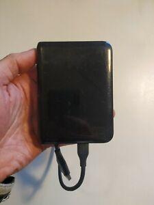 WD My Passport 500GB Black External Hard drive