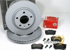 VW Bora 4motion - Zimmermann Bremsscheiben belüftet Beläge für hinten