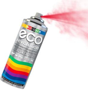 ECO REVOLUTION Acrylfarbe Spraydose 400ml 28 Farben aus RALPalette 9,99 Euro/stk