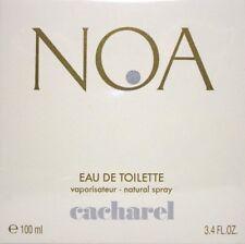 CACHAREL NOA Eau De Toilette Spray FOR WOMEN 3.4 Oz / 100 ml BRAND NEW IN BOX