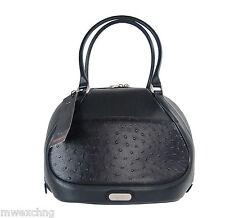 Samsonite Black Label McQueen All-Leather Black Beauty Bag