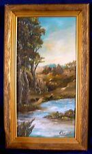 Roberto Arriola .  oil painting