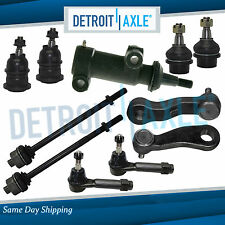 Brand New 11pc Complete Front Suspension Kit for Chevrolet Tahoe GMC Sierra 4WD