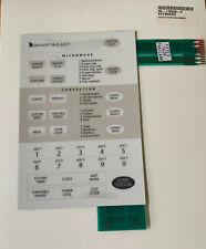 Sharp FUNTKB323MRE0 Microwave Keypad Genuine Original Equipment Manufacturer (OE