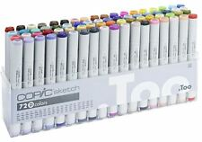 Copic sketch stylos 72 set d-manga graphic arts + craft-expédition rapide