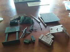 *You Pick* 1984-86 Gi Joe Battle Station parts pieces accessories guns vintage