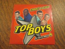 cd CHARLY & LULU top boys le feu ca brule