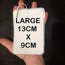 Dr Ho's Massage Therapy System Compatible Electrodes  Large 13cm x 9cm x 2 Pads