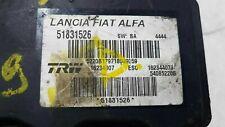 POMPA ABS ALFA ROMEO 159, CODICE: 51831526 --- 16234007 TRW