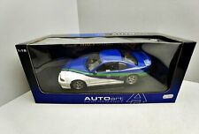 1:18..AUTOart--Ford Mustang Super Stallion blue 72710 in OVP / 7 O 953