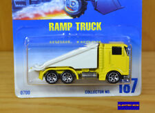 Hot Wheels ERROR Ramp Truck [*RARE* no side tampos] Tow -New/Sealed/Rare Vintage