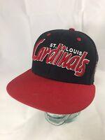 St Louis Cardinals Snapback Hat STL Baseball Cap