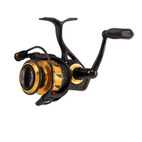 6/'6/'/' 3-6 kg 2 Piece MRNII-SP662ML Fishing Rod Penn Mariner II Spin Rod