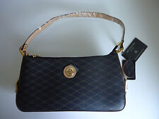 Misty Collection Leather Medium Shoulder Bag New with Tag