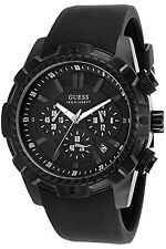 GUESS W0038G1,Men's Chronograph,NEW WITH TAG AND GUESS BOX,SCREW CROWN,100m WR