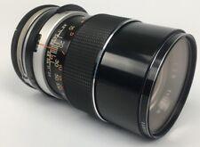 Auto Tamron 58mm f=135 For Canon FTb 1:2.8 Camera Lens with Case