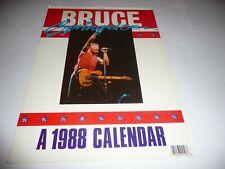 More details for bruce springsteen - 1988 calendar