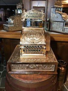 Antique National Cash Register 52 ¼