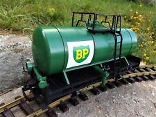 LGB Spur G 4040 BP Kesselwagen grün befüllbar Tankwaggon
