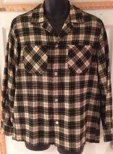 corinne glanville vintage wool shirt