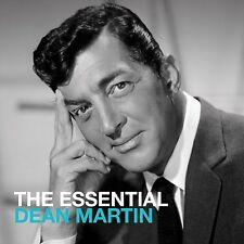 DEAN MARTIN - THE ESSENTIAL: 2CD ALBUM SET (October 20th 2014)