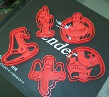 Halloween Cookie Cutter SET OF 5