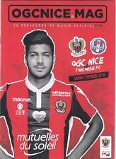 OGC Nice v Toulouse FC 2017/18 (3 Feb)