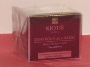 KIOTIS PARIS CONTROLE-JEUNESSE CONCENTRATED REPAIR PEARLS 42 CAP. SEALED-NEW!
