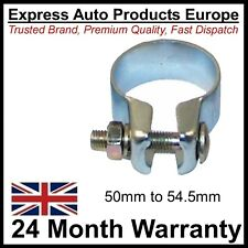 Exhaust Clamp 50mm to 54.5mm VW SEAT 191253139G 191253139A 191253139F