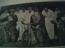 news item 1962 speedway wolverhampton provinvial final world championships