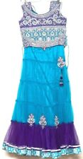 "32"" Indian Ghagra Choli for girls age 9 to 13 years Lehanga Bollywood Party"