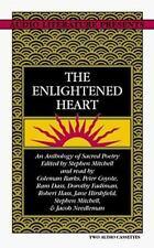 THE ENLIGHTENE HEART--AnthologyOfSacredPoetry--1995,Cassette--Abridged--Sealed