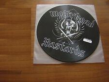 MOTORHEAD-BASTARDS PΙCTURE LP133/1000,LIKE VENOM,DIO,IRON MAIDEN,SAXON,OZZY,TANK