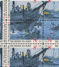 1480-83   8c   BOSTON TEA PARTY  M NH FULL SHEET OF 50 (SPECIAL SALE )