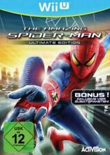 Nintendo Wii-U The Amazing Spider Man 1 SPIDERMAN comme neuf