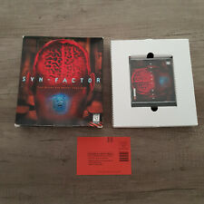 Syn-Factor (Two minds are better then one), Piranha, PC Big Box, CD-ROM
