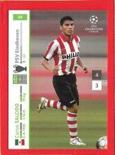 CHAMPIONS LEAGUE 2007-08 Panini 2008 - Card Basic n. 54 - SALCIDO - PSV