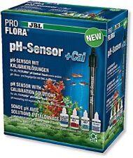 JBL CO2 pH-Elektrode PH-Sensor + Cal Aquarien + Eich- + Pflegeset Kalibrierset
