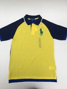 New Boys Polo Ralph Lauren Classic Fit Big Pony Kids Shirts size 3T-20