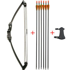 Kids Compound Bow Arrow Kit 12lbs Youth Archery Practice Target Children Gift