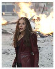"*SCARLET WITCH*(The Avengers/Capt America) ""ELIZABETH OLSEN"" 8x10 Glossy Print a"