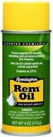 Remington Rem Oil Lubricant ORMD 4 oz. spray can with Teflon lubricant. Superior