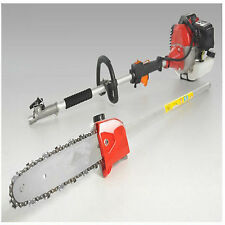 52cc Long Reach Pole Chainsaw telescopic pole Petrol Chain Saw brush cutter