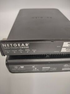 Netgear CM500 DOCSIS 3.0 Cable Modem No Power Supply