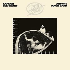 CAPTAIN BEEFHEART AND THE MAGIC BAND - CLEAR SPOT: REMASTERED CD ALBUM (2015)